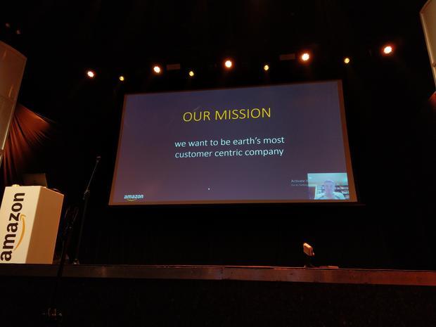 Satysfakcja klienta główną misją Amazonu