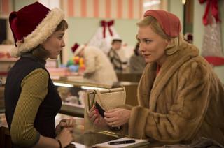 Namiętne emocje między kobietami. 'Carol' w kinach
