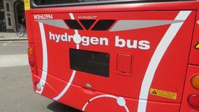 Autobusy napędzane wodorem przyszłością komunikacji miejskiej