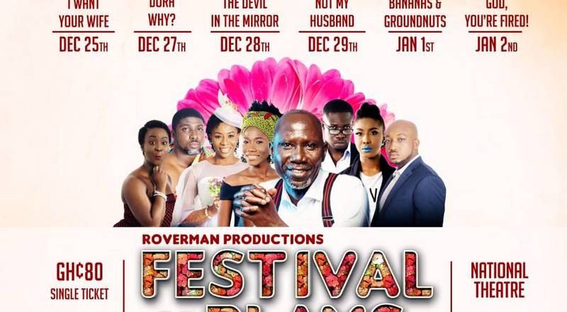 Ebo Whyte to thrill on the Year of Return with his Festival of Plays