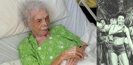 Miała 102 lata kiedy po raz pierwszy zobaczyła swoje występy z lat 30. ubiegłego wieku