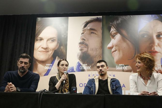 Vojin, Nada Šargin, Danilo Lončarević i Marija Petrovič