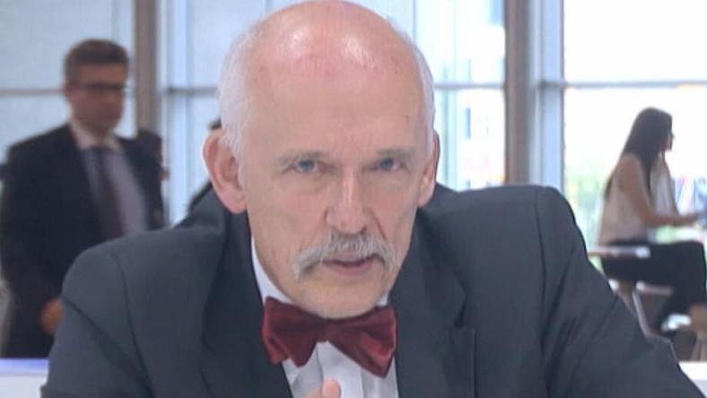 Korwin-Mikke ma dwójkę nieślubnych dzieci? Dlatego stracił przywództwo w KNP