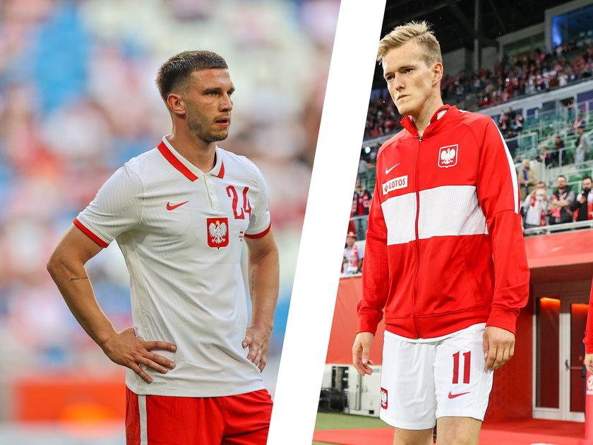 Wydaje się, że na poniedziałkowy mecz ze Słowacją od pierwszej minuty wybiegnie w tej roli ktoś z dwójki Jakub Świerczok (29 l.), Karol Świderski (24 l.).
