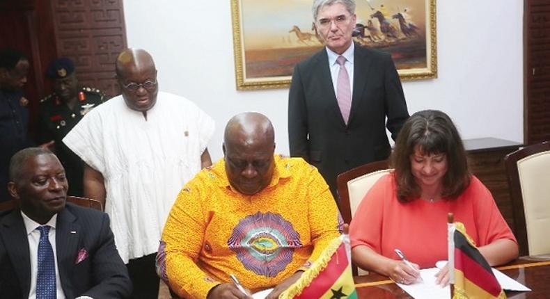 No more Dumsor: Ghana secures $279 million deal to upgrade electricity transmission infrastructure