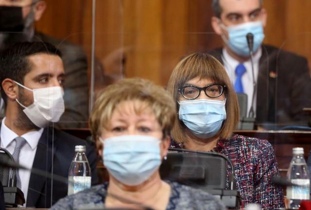 Nova lica u vladi: Momirović, Atanasković, Gojković