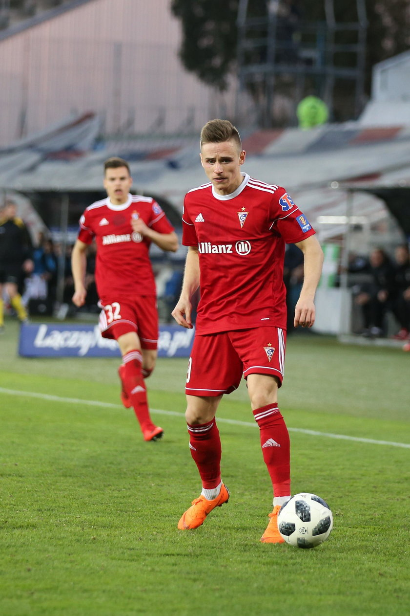 Gornik Zabrze - Legia Warszawa