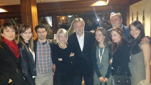 Vujović sa novinarima