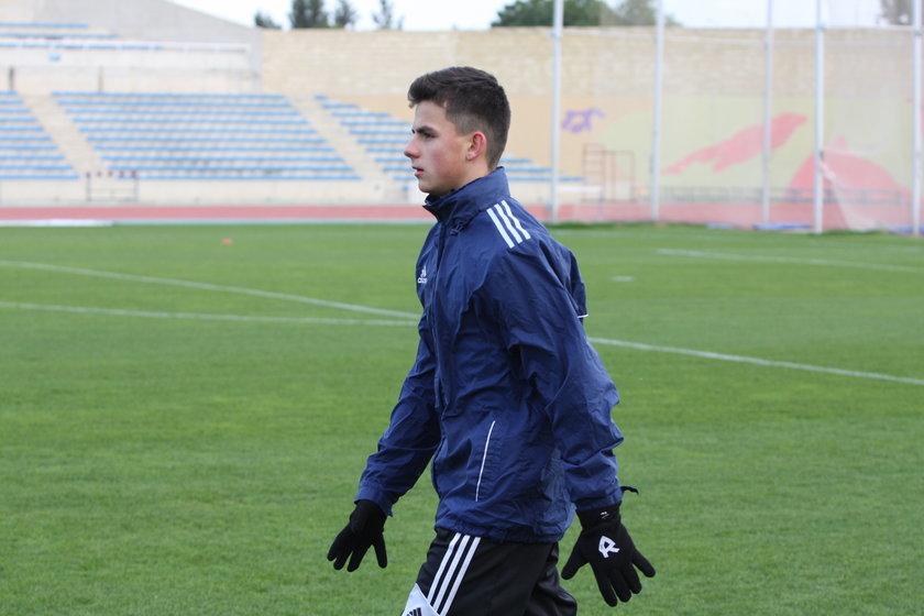 Przemysław Bargiel może być nadzieją polskiej piłki nożnej
