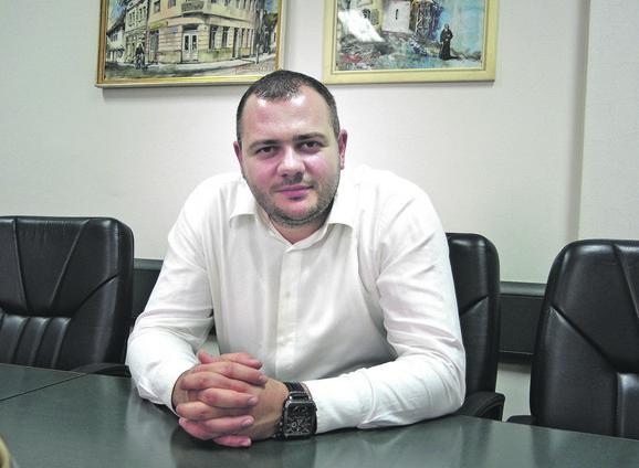 Momčilo Mitrović, zamenik predsednika Opštine Ivanjica