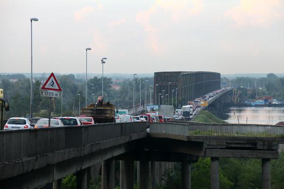 Most se nalazi u veoma lošem stanju