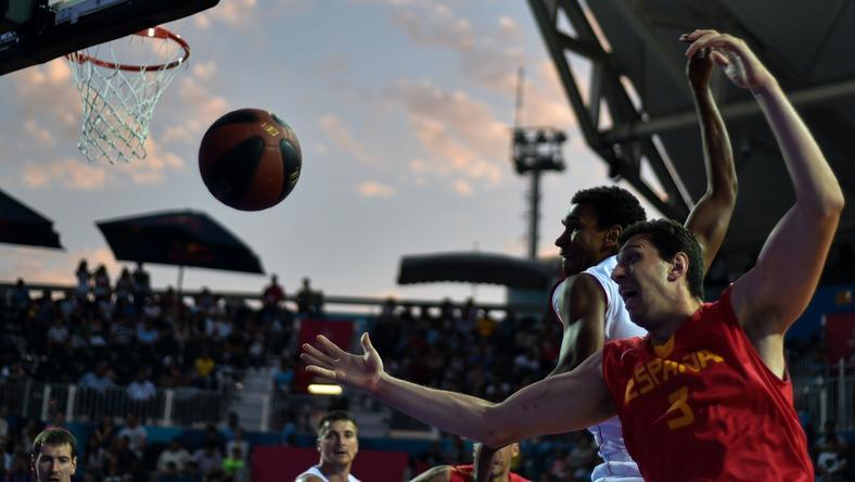Koszykówka 3x3 na igrzyskach europejskich w Baku