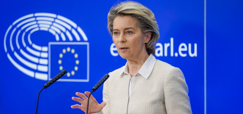 Szefowa KE stawia Polsce warunek. Tylko wtedy Polska otrzyma pieniądze z UE
