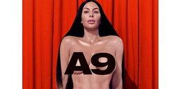 Kim Kardashian pokazała wszystko