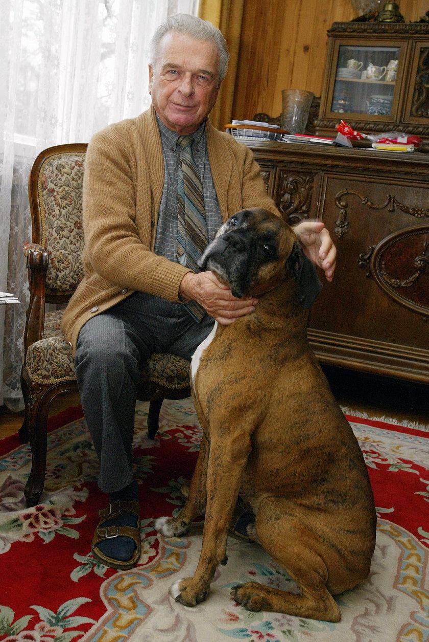 Czesław Kiszczak, szef Zarządu II Sztabu Generalnego WP SZ PRL