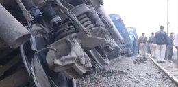 Wykoleił się pociąg. Ponad 120 ofiar śmiertelnych. ZDJĘCIA