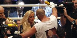 Tyson Fury zaraz po wygranej z Kliczką zaśpiewał dla żony! WIDEO