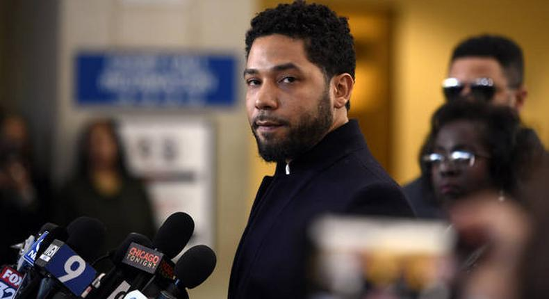 Abimbola Osundairo and Olabinjo Osundairo, the two brothers involved in Jussie Smollett's attack visits Nigeria for a free medical outreach
