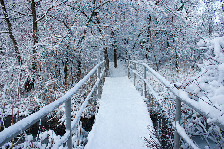 most zima sneg shutterstock 1006609204
