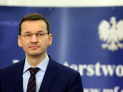 Wicepremier, Minister Rozwoju i Finansów Mateusz Morawiecki otrzymywałby raport z organów podatkowych samorządów