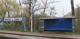 Dworzec w Łagiewnikach to wstyd dla Krakowa!
