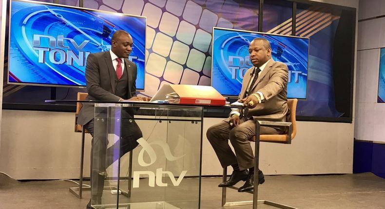 Sonko lays bare his Sh32 billion empire leaving NTV reporter in shock