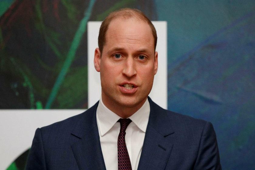 Koronawirus w Anglii: książę William chce być pilotem w służbie zdrowia