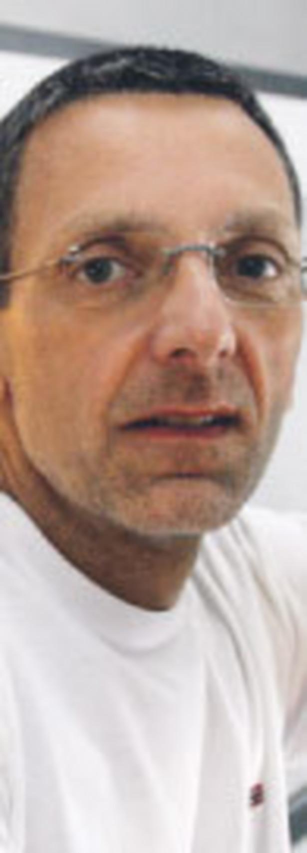 Krzysztof Najder, prezes firmy doradztwa marketingowego Stratosfera