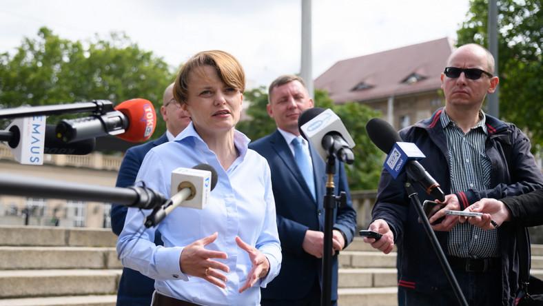 Wicepremier, minister rozwoju Jadwiga Emilewicz