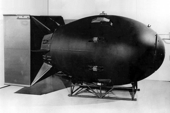Debeljko, bomba bačena na Nagasaki