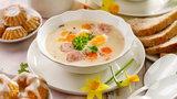 Wielkanoc 2021. Przepisy na wielkanocny żurek, faszerowane jajka i mazurek