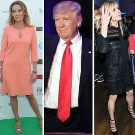 Gwiazdy reagują na zwycięstwo Donalda Trumpa w wyborach. Kto się cieszy, a kto boi?