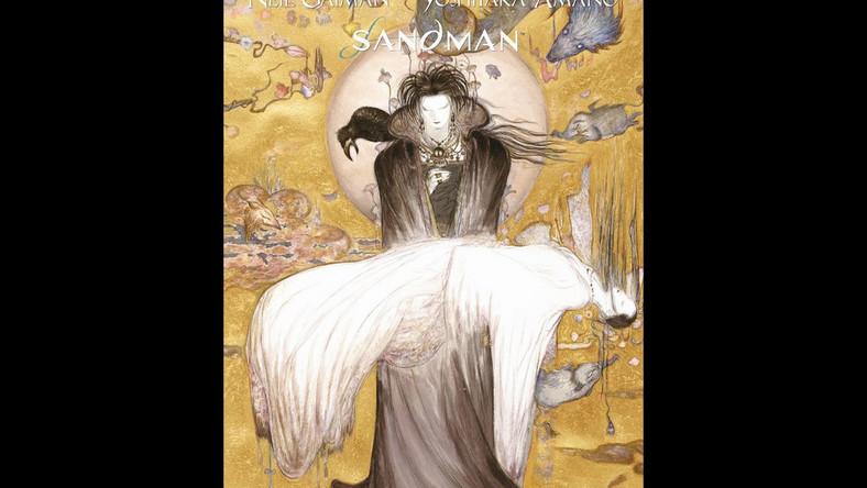 """Najnowszy """"Sandman"""" to przede wszystkim zachwycające ilustracje Yoshitaki Amano"""