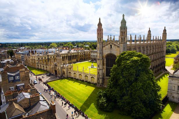 11 miliarderów opuściło mury Cambridge. Całkowita wartość ich majątku to 48 mld USD.