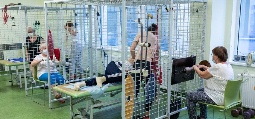 Rehabilitacja dla aktywnych poznaniaków po pięćdziesiątce