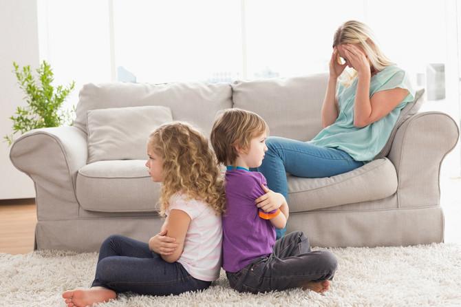 Svađe su normalna pojava među decom