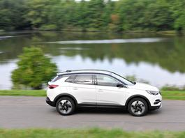 Opel Grandland X - SUV w formacie grand - TEST