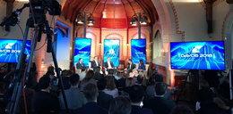Michał Krupiński w Davos: blockchain to uciekający pociąg, banki muszą do niego wskoczyć
