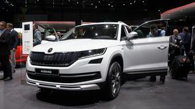 Škoda Kodiaq Scout – uterenowiony SUV