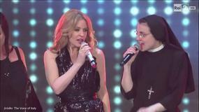 Śpiewająca zakonnica Cristina Scuccia ulubienicą Włochów