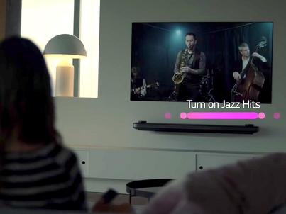 W telewizorach LG pojawi się sztuczna inteligencja w postaci Asystenta Google