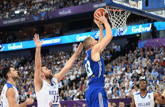Grci nemoćni i protiv Finske