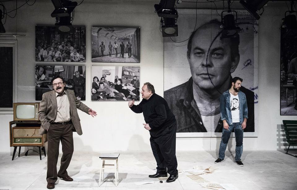 """""""Kuroń. Pasja według św. Jacka"""", Teatr Powszechny w Warszawie"""
