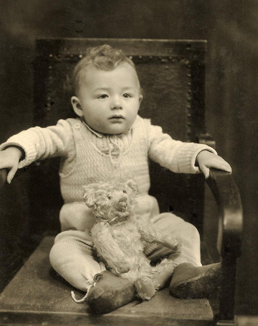 Mały Krzysztof Krawczyk