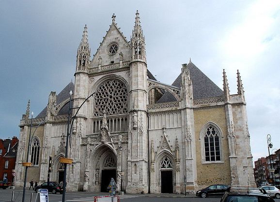 Denkerk, Francuska