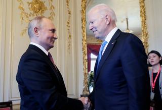 Polska powinna być zadowolona z podróży Bidena, Ukraina - mniej