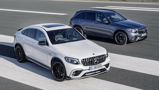 Mercedes-AMG GLC 63S – pod prąd