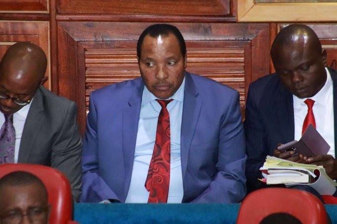 Former Kiambu Governor Ferdinand