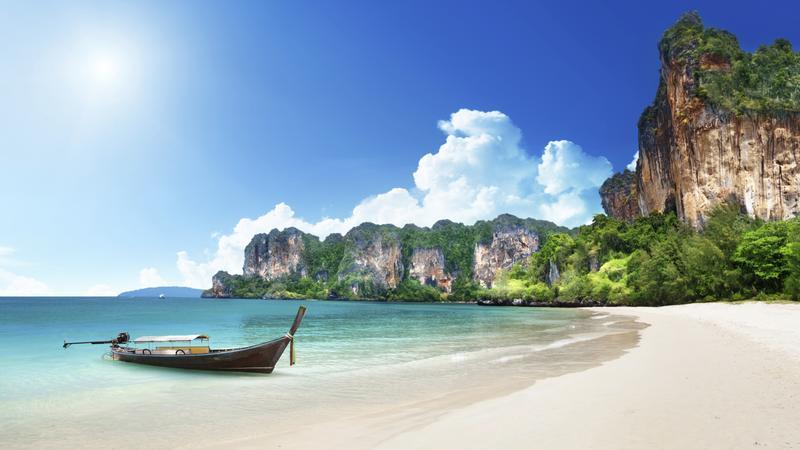 Tajlandia, Krabi