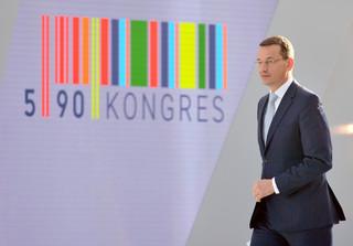 Ruszają prace gabinetu cieni PO. Eksperci ocenią 'Konstytucję biznesu' Morawieckiego